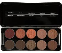 Make-up Augen Shadow Profi Set - Piment Enthält folgende Lidschattenfarben 19c; 20w-c; 21w; 22w; 23w-c; 34w; 47w-c; 51w; 52w-c; 90w