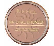 Make-up Gesicht Natural Bronzing Powder Nr. 021 Sunlight
