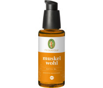 Gesundwohl Muskelwohl Aktiv Öl Bio