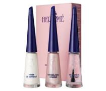 Nägel Nagel Dekoration French Manicure Set Pink