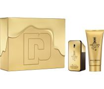Herrendüfte 1 Million Geschenkset Eau de Toilette Spray 50 ml + Shower Gel 100 ml