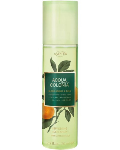 Unisexdüfte Blood Orange & Basil Body Spray