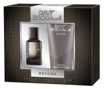 Herrendüfte Beyond Geschenkset Eau de Toilette Spray 40 ml + Shower Gel 200 ml