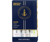 Styling Expressstyle Nautical Smooth Sailing Collection Kit Fast Form 200 ml + Hot Off The Press 200 ml + Gloss Drops 100 ml