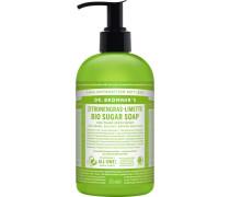 Körperpflege Zitronengras-Limette Bio Sugar Soap