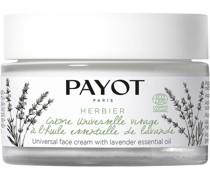 Pflege Herbier Crème Universelle Visage à L'Huile Essentielle de Lavande