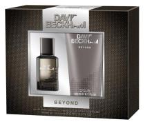 Herrendüfte Beyond Geschenkset Eau de Toilette Spray 40 ml + Shower Gel 200 ml