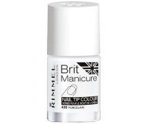 Make-up Nägel Brit Manicure Nail Tip Colour Nr. 430 Transparent