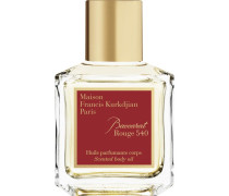Unisexdüfte Baccarat Rouge 540 Scented Body Oil