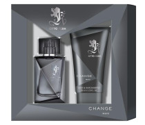 Herrendüfte Change Man Geschenkset Eau de Toilette Spray 30 ml + Shower Gel 75 ml