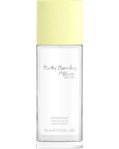 Pure Pastel Lemon Deodorant Natural Spray