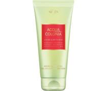 Basic Range Lychee & White Mint Aroma Shower Gel