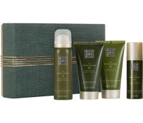 The Ritual Of Dao Calming Treat Giftset Balancing Foaming Shower Gel 50 ml + Mindful Body Scrub 70 ml + Be Kind To Your Skin Body Cream 70 ml + 24h Anti-Perspirant Spray 50 ml
