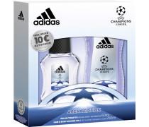 Herrendüfte Champions League Arena Geschenkset Eau de Toilette Spray 50 ml + Shower Gel 250 ml