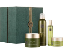 The Ritual Of Dao Calming Collection Giftset Be Kind To Your Skin Body Cream + Foaming Shower Gel 200 ml + Calming Bed & Body Mist 50 ml + Mindful Body Scrub 125 g