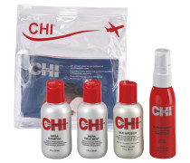 Haarpflege Infra Repair Travel Set Infra Shampoo 50 ml + Infra Treatment 50 ml + Silk Infusion 59 ml + 44 Iron Guard 59 ml