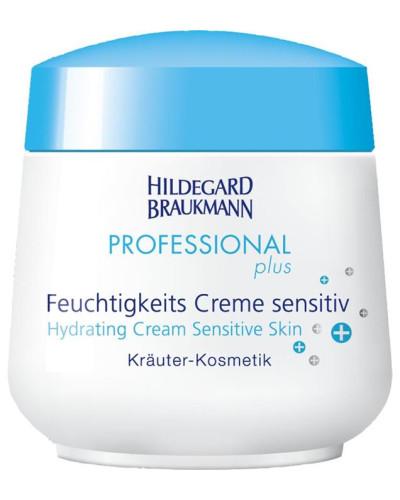 Pflege Professional Plus Feuchtigkeits Creme Sensitiv