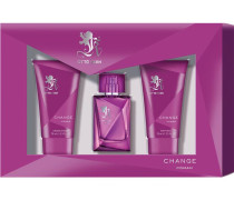 Damendüfte Change Woman Geschenkset Eau de Toilette Spray 30 ml + Cream Shower 75 ml + Body Milk 75 ml