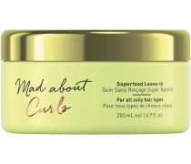 Haarpflege Mad About Curls Superfood Leave-In