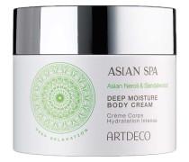 Asian Spa Deep Relaxation Moisture Body Cream