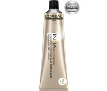Haarcoloration Inoa Suprême Haarfarbe 8;13 Anmutiges Gold