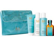 Haarpflege Behandlung Mini Kit Repair Treatment 25 ml + Regenerierendes Shampoo 70 ml + Regenerierender Conditioner 70 ml + Stärkende Maske 75 ml + Travel Kit Tasche