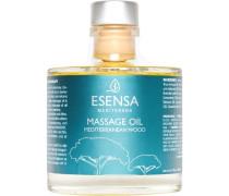 Mediterrane Aromatherapie Entspannendes & belebendes Aromaöl Massageöl Mediterranean Wood