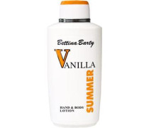 Damendüfte Summer Vanilla Hand & Body Lotion