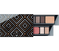 Lidschatten Limited Edition with Nude Colors The Palette Eyeshadow Nr. 04 + 05 10 17 29 (je 0;8 g) Glow Powder 3 g Blusher 35 5