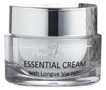 Prestige Spa - Anti-Aging Pflege Tages- und Nachtcreme mit Rosenstammzellen & LongeVicell® Essential Cream