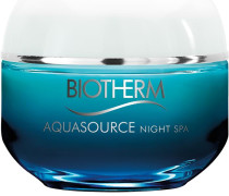 Gesichtspflege Aquasource Night Spa