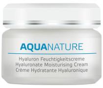 Gesichtspflege AQUANATURE Feuchtigkeitscreme