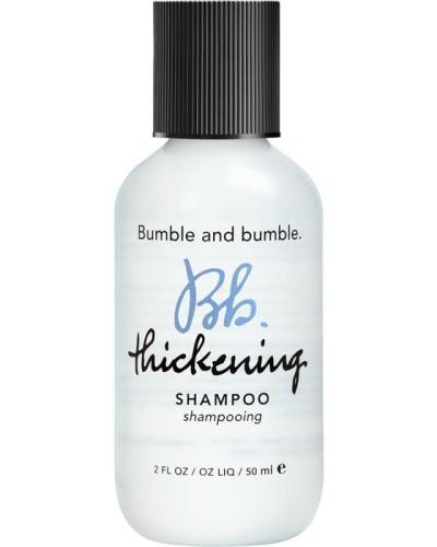 Shampoo Thickening