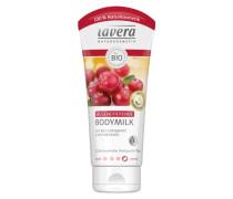 Körperpflege Body SPA Body Lotion und Milk Bio-Cranberry & Bio-Arganöl Regenerierende Bodymilk