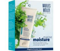 Beauty Haircare Softness Marine Moisture Trial Set Geschenkset Marine Moisture Shampoo 100 ml + Marine Moisture Conditioner 100 ml + Marine Moisture Mask 30 ml