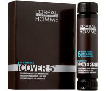 Herren Homme Cover 5 Graukaschierung Nr. 7 Mittelblond