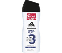 Pflege Functional Male Hydra Sport 3 in1 Shower Gel