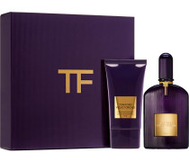 Signature Women's Signature Fragrance Velvet Orchid Geschenkset Eau de Parfum Spray 50 ml + Hydrating Emulsion 75 ml