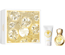 Eros pour Femme Geschenkset Eau de Toilette Spray 30 ml + Luxury Body Lotion 50 ml