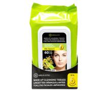 Pflege Gesichtspflege Make-up Cleansing Tissues Tea Tree