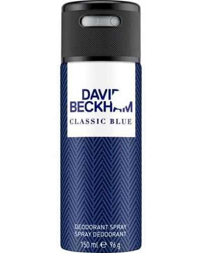 Classic Blue Deodorant Body Spray
