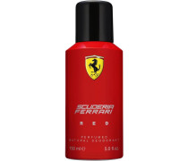 Herrendüfte Red Deodorant Spray