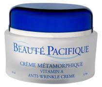 Gesichtspflege Nachtpflege Vitamin A Anti-Wrinkle Creme Tiegel