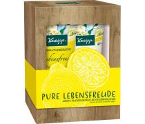 Pflege Duschpflege Geschenkset Pure Lebensfreude Leichte Körperlotion Lebensfreude 200 ml + Aroma-Pflegedusche Lebensfreude 200 ml