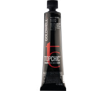 Color Topchic The Browns Permanent Hair 2A Blauschwarz