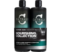 Catwalk Oatmeal & Honey Tween Duo Shampoo 750 ml + Conditioner 750 ml
