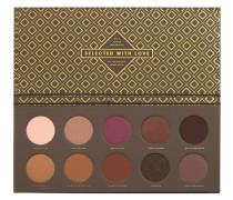 Lidschatten Cocoa Blend Eyeshadow Palette