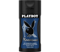 Herrendüfte King Of The Game Shower Gel