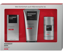 ManClassicSport Geschenkset Eau de Toilette Spray 50 ml + Shower Gel 200 ml + Deodorant Stick 75 ml