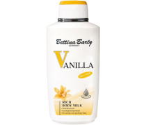 Damendüfte Vanilla Rich Body Milk